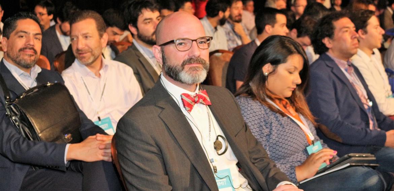 "Entrevista a Marcel Minutolo, Mentor 3IE: ""Chile va por buen camino para posicionarse como un país exportador de innovación""."