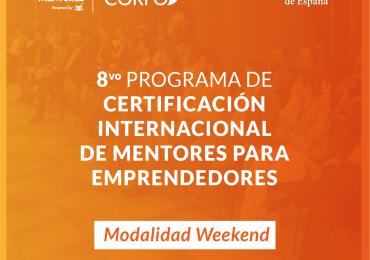 Red de Mentores 3IE lanza 8va versión de su Programa de Certificación Internacional acreditado por España