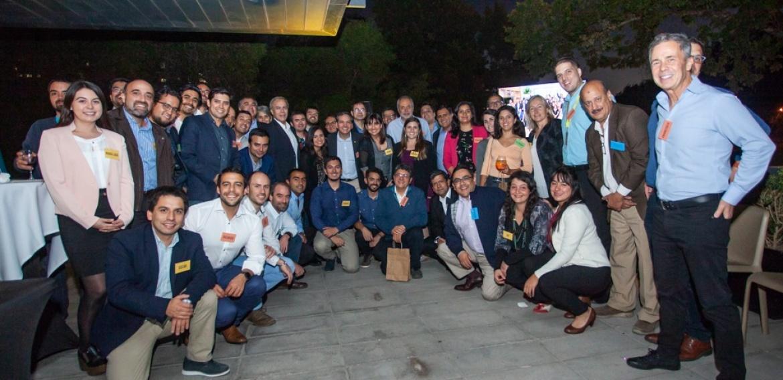 Con éxito se realizó inédita jornada de networking entre Redes de Mentores