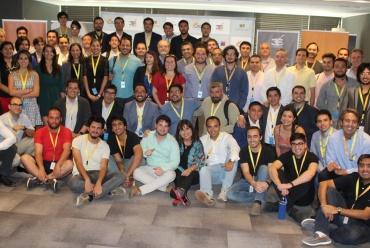 10 mentores fueron parte del Pitch Day de Startup Academy Inteligencia Artificial