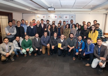 Consejero Estratégico 3IE, Roberto Musso, dicta taller sobre su metodología a Mentores 3IE