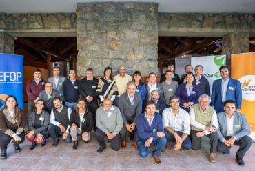 Red de Mentores 3IE USM realiza formación y transferencia metodológica en mentoring para empresarios uruguayos.