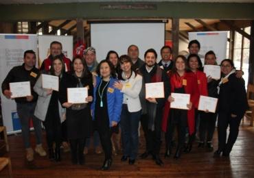 Red de Mentores 3IE USM realiza pionera formación a Mentores de Centro Sercotec