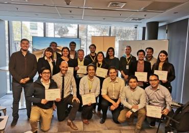 Culmina mentoría grupal sobre Ventas Lean a emprendedores tecnológicos organizada por Red de Mentores 3IE