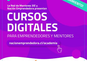 Red de Mentores 3IE ofrece cursos especializados de apoyo a emprendedores